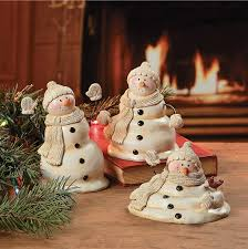 christmas lights homey outdoor lighted snowman decorations