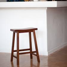 34 Inch Bar Stools Beech Wood Counter Stools 24