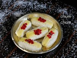 chum chum recipe cham cham sweet recipe chomchom recipe
