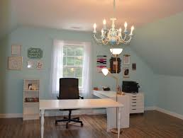 Office Chandelier Home Office Space Linky