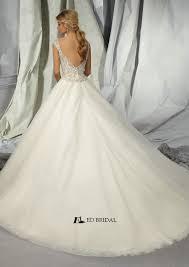 beautiful bling wedding dress