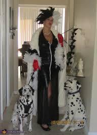 Cruella Vil Halloween Costumes Cruella Vil Halloween Costume