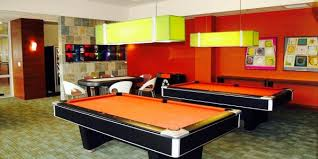 Pool Table Hard Cover Residence Life Cleveland State University