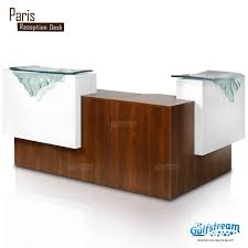 L Shaped Reception Desks L Shaped Reception Desk Gulfstream Inc