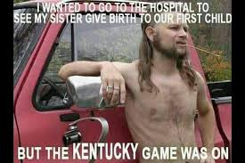 Kentucky Basketball Memes - what is the stereotype of your rival s fans collegebasketball