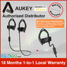 Pedometer Map Best Reviews Aukey Bluetooth Headphones With Heart Rate Monitor
