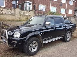 2005 mitsubishi warrior l200 px swap 4x4 in huddersfield west