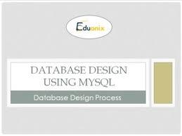 database design tutorial videos database design process learn database design with mysql video