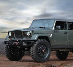 jeep chief jeep unveils crew chief 715 and comanche open air concept pickups