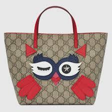 children u0027s owl tote gucci children u0027s gifts 477488k9g6n9774