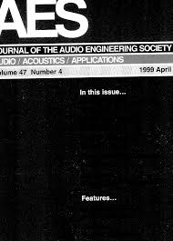 aes e library complete journal volume 47 issue 4