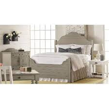 Magnolia Home Furniture Traditional Gray  White Piece Queen - Bedroom sets at rc willey