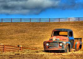 Classic Ford Truck Sheet Metal - pickup truck