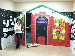 santa u0027s workshop decorating ideas my students loved it