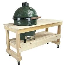 Green Egg Table by Green Egg Long Cypress Table For Large Egg
