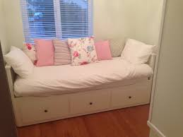 ikea hemnes day bed now in our small box room come snug so in