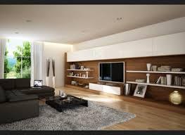 Spacious Modern Living Room Interiors Fiona Andersen - Simple modern living room design