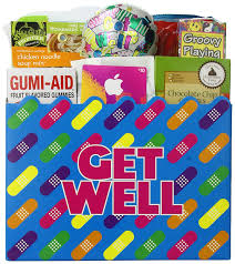 get well soon basket ideas great arrivals get well gift basket for boys or
