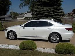 used lexus for sale chicago 2017 lexus ls460 3k miles pre collision free shipping runs