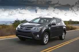 small toyota suv most reliable 2014 crossovers and suvs j d power cars