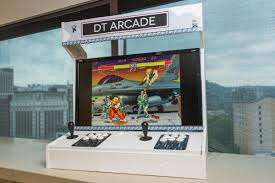 Building A Mame Cabinet How To Build Your Own Arcade Cabinet Digital Trends