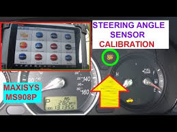 2010 hyundai sonata tpms reset how to calibrate steering angle sensor with ms908 demonstrated on