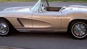 62 corvette convertible for sale sold 1962 chevrolet corvette 327 340hp convertible fawn beige for