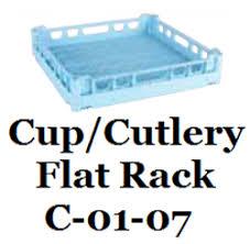 Commercial Hobart Dishwasher Hobart C 01 07 Dishwasher Cup Cutlery Flat Rack