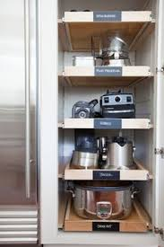 Kitchen Sliding Shelves by Cabinets Will Have Pull Out Drawers For Easy Access To Pots U0026 Pans