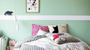 peinture deco chambre tendance couleur chambre meilleur idées de conception de maison