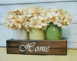 rustic center pieces rustic centerpieces etsy