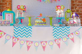 personalized party supplies glam cing party customer feature lillian designs