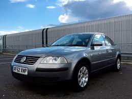 volkswagen passat 2002 grey 1 9 tdi pd se 4dr auto 83k miles 2