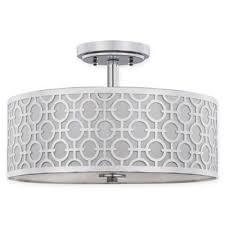 chrome flush mount light buy chrome flush mount light from bed bath beyond