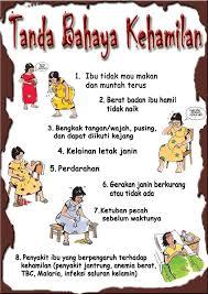 tanda bahaya kehamilan trimester 3 arissaayu