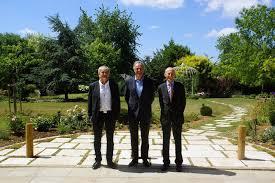 chambre d agriculture de l orne rencontre entre les présidents du conseil départemental et de la
