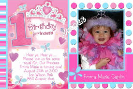 1st birthday princess birthday invitations candy wrappers thank