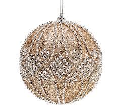 burtonandburton chagne glitter with sliver and gemstone