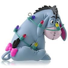 hallmark 2014 totally tangled eeyore winnie the pooh