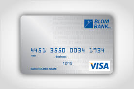 Visa Business Card Blom Visa Platinum Business Card Blom Bank Retail