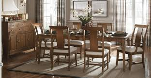 kincaid cherry park casual dining room collection by dining rooms
