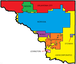 Us Map With Names Oklahoma County Map With Names Image Gallery Hcpr