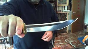 coltello al mar shugoto tanken series knife youtube