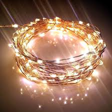 Outdoor Christmas Lights Amazon by Amazon Com Starry String Lights W 120 Warm White Leds On Copper