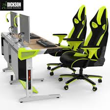 Gamer Desk Chair Dickson Gaming Table Desk Pc Computer Stalinite Desk With Extreme