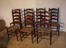 traditional ladder back dining chairs