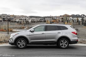 review 2013 hyundai santa fe xl wildsau ca