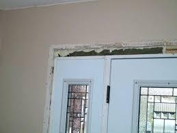 How To Replace Exterior Door Threshold Front Door Medium Image For Exterior Door Sill Plate