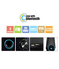 best 2 1 home theater system in india buy zebronics bt 3430 rufc 2 1 speakers system with bluetooth