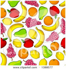 pattern clip art images clipart of a black and yellow banana royalty free vector